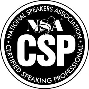 National Speakers Association : Certified Speaking Professional