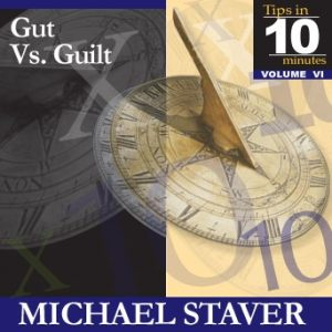Gut vs Guilt