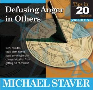 Defusing Anger in Others