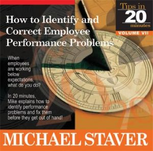 How to Identify and Correct Employee Performance Problems